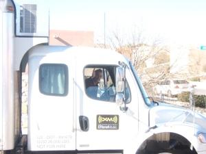 Grammy Sound Truck 1