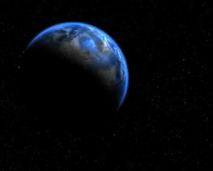 Gliese 581d artist impression